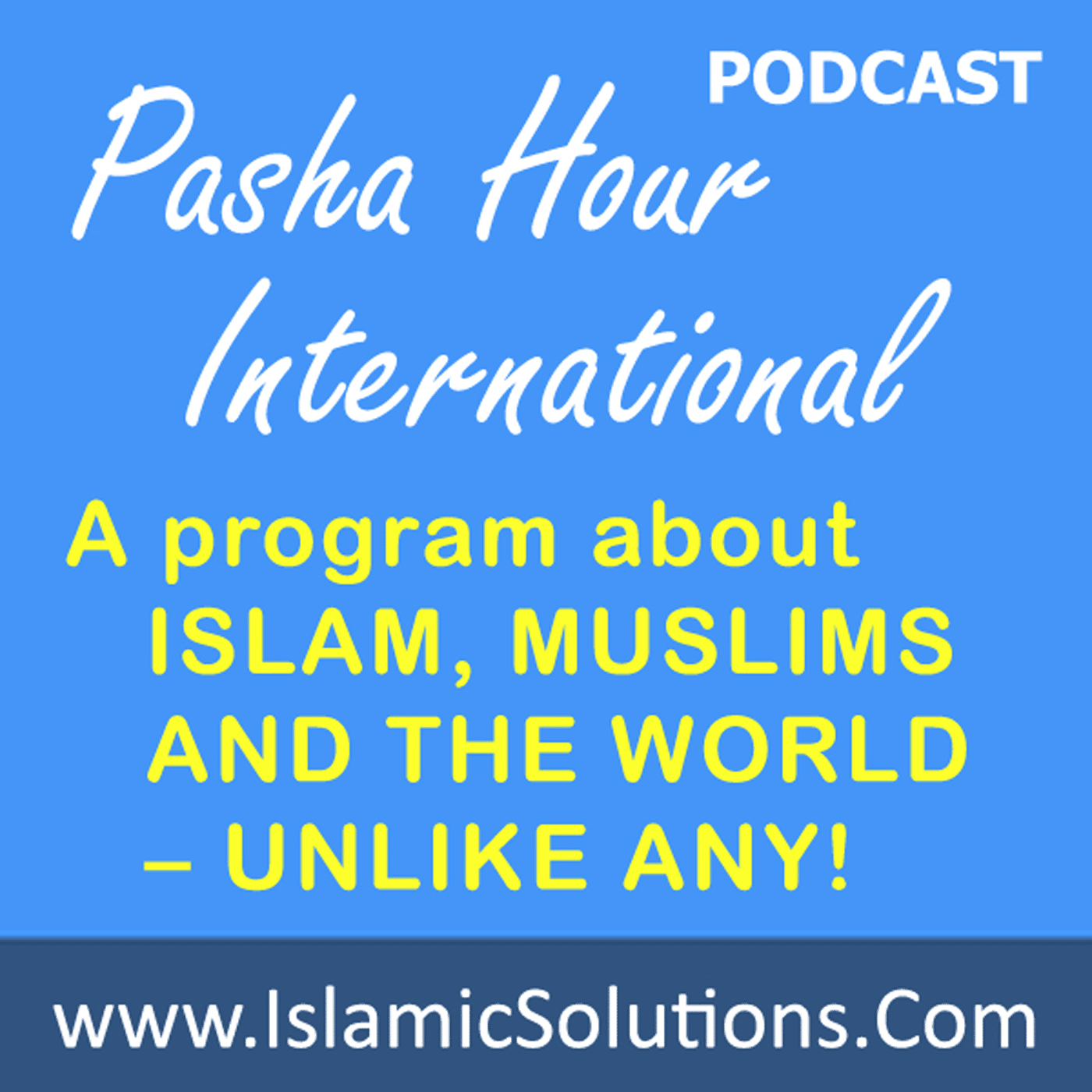 Pasha Hour International